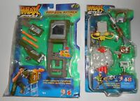 2-max Steel Action Figure N-tek Adventure Pack Explosives, Amazon Attack Mission