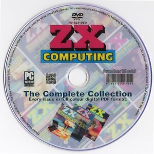 ZX-COMPUTING-Magazine-Collection-on-Disk-EVERY-ISSUE-Sinclair-ZX81-ZX80-QL-Games