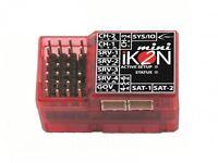 Ikon2 Mini Flybarless Gyro System W/ Polarity Protection & Rescue Mode Ikon2005