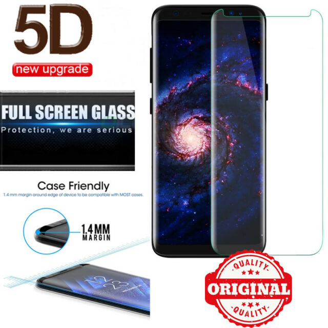 finest selection c650d c1121 Genuine Gorilla Tempered Glass Screen Protector For Various Samsung  Galaxy-CLEAR