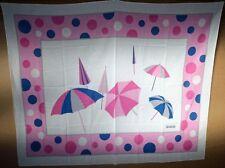 Vintage GUCCI Beach Umbrellas Wrap Pareo Cotton Scarf