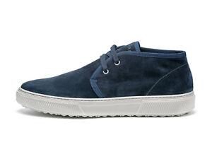 2019 Sneakers Frau Blu Alte Polacchini Italy In 28c5 Made gIqvIrw