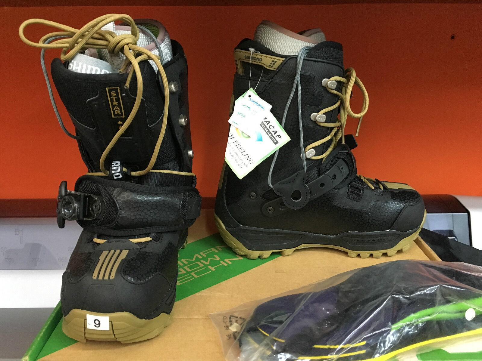 Scarponi Tripper ST AR Shimano Shimano Shimano snowboard stivali US 9 9716f0