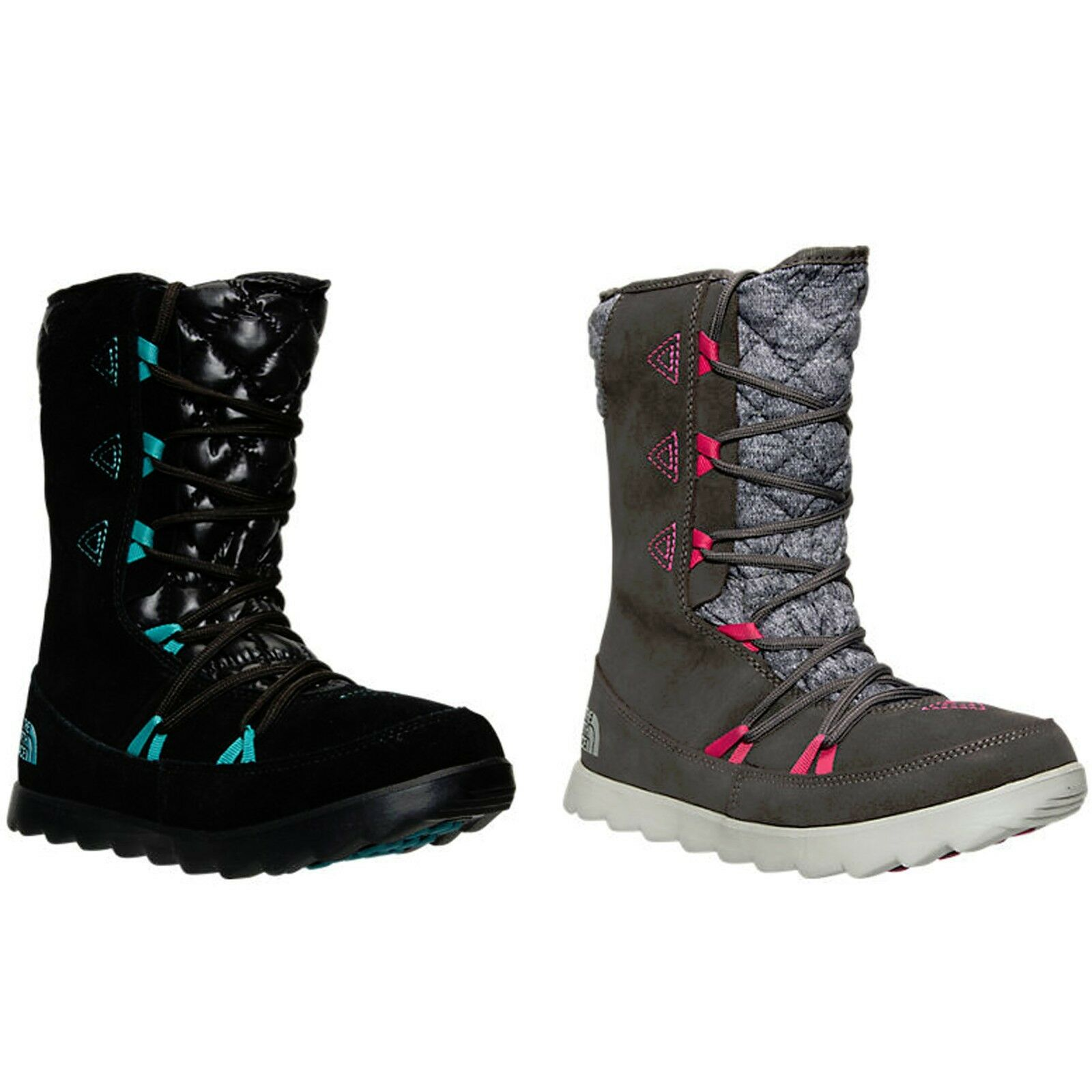 The North Face Damenschuhe Thermoball Apres Snow Bootie Cold Weather Winter Snow Apres Ski Stiefel 2eee73