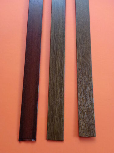 "/""3,98€//m/"" 6m Kunststoffleiste Flachleiste  Renolit Dekor-PVC 60mm in  41 Farben"