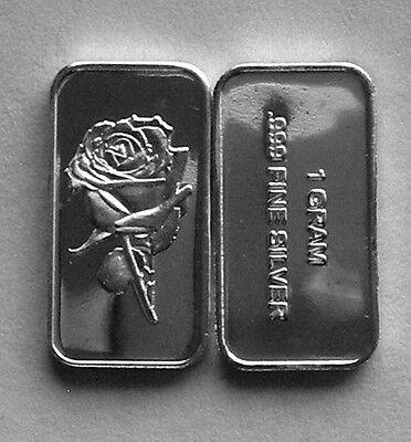 10 GRAM HAND~POURED MINT FRESH Skull /& X Bone .999 Silver Bar NEW