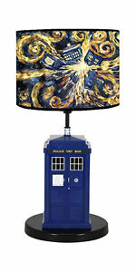 Doctor Who Tardis Table Lamp NEW