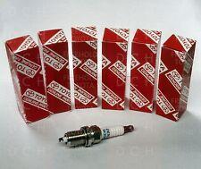 SIX OEM TOYOTA TACOMA SPARK PLUGS 1995 - 2004 5VZFE 3.4L V6 K16TR11  90919-01192