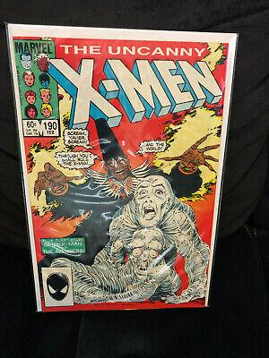 Uncanny X-Men #186 NM 1963 CBX12