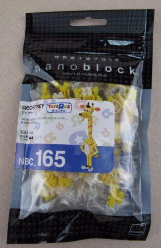 nanoblock NBC_165 Geoffrey Toysrus