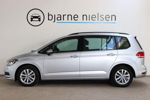 VW Touran 2,0 TDi 150 Comfortline DSG - billede 1