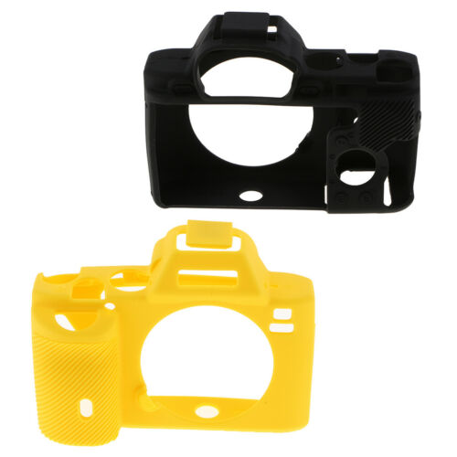 2Pack Protective Case Silicone Cover Shell for Sony A7 A7R A7S Camera Skin
