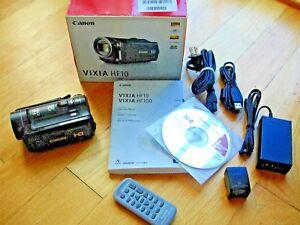 CANON VIXIA HF10 USB DRIVER FOR MAC