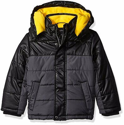 Nautica Infant Boys/' Signature Bubble Jacket With Storm Cuffs  MSRP $90.00