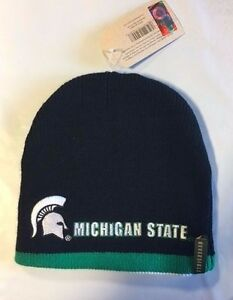 a4dcc7f528e Michigan State Spartans Knit Beanie Toque Winter Hat skull cap NEW ...