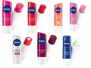 Nivea-Lip-Care-Fruity-Shine-Lip-Balm-4-8gm-FREE-SHIPPING