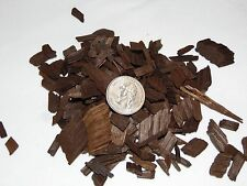AMERICAN OAK CHIPS HEAVY / DARK TOAST 4 oz MOONSHINE WHISKEY MADE  IN USA