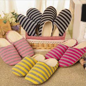 Women-amp-Men-Home-Anti-slip-Shoes-Soft-Winter-Warm-Sandal-House-Indoor-Slippers