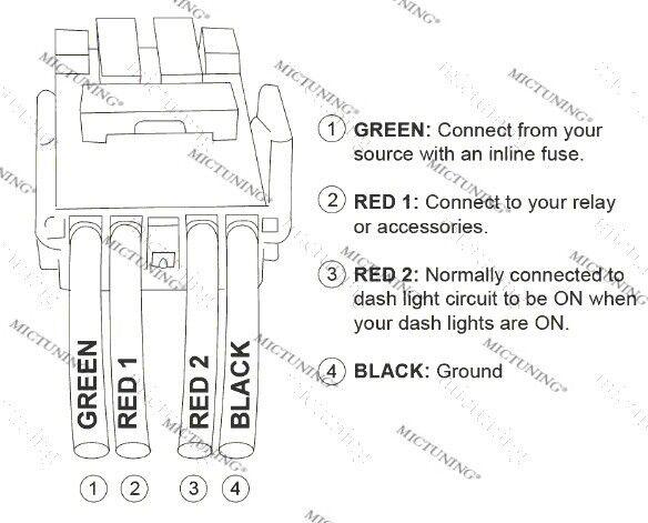 Sasquatch Light Switch Wiring Diagram Fog on