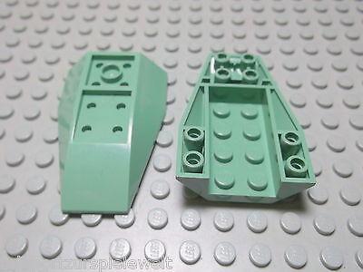 Lego 43713 # 4x Keilstein 6x4 grau neu dunkelgrau 2521 60103