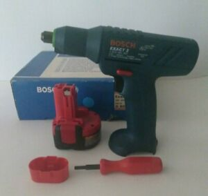 Bosch 0 602 490 450 Exact 2 Cordless T-Grip Production Driver