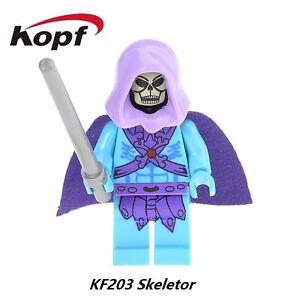 KF Custom minifigure KF203 - Skeletor Rival of Heman