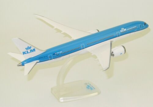 KLM Boeing 787 Dreamliner Scala 1:200 Aereo Modellino Da Collezione B787 PH-BHC