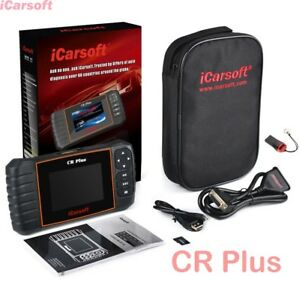 iCarsoft-CR-Plus-Universeller-Scanner-Motor-ABS-Airbag-Getriebe-amp-Onlinesupport