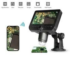 Wifi Lcd Microscope 43 1000x Magnification Usb Coin Microscope Video Camera Re