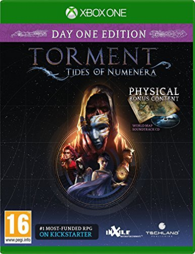 Software - X Box One-Torment: Tides Of Numenera - D1 GAME NEW