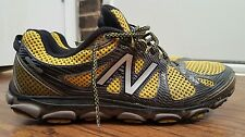New Balance 810V2, MT810GY2, Men's Trail Running Shoes, Size 14, Yellow/Black
