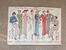 Weldon's Ladies Journal  Portfolio of Fashion circa1930
