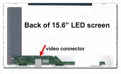 """New Gateway Q5WTC LCD Screen LED for Laptop 15.6/""""  HD Display Glossy"""