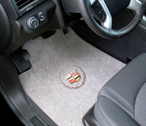 Choice of Color /& Logo 2002-2019 Cadillac Escalade Sport Carpet Floor Mats