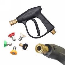 5 Farbe 3000 PSI Max. Waschpistole Wasser Unterlegscheibe Düse GMP 2.5 Hochdruck