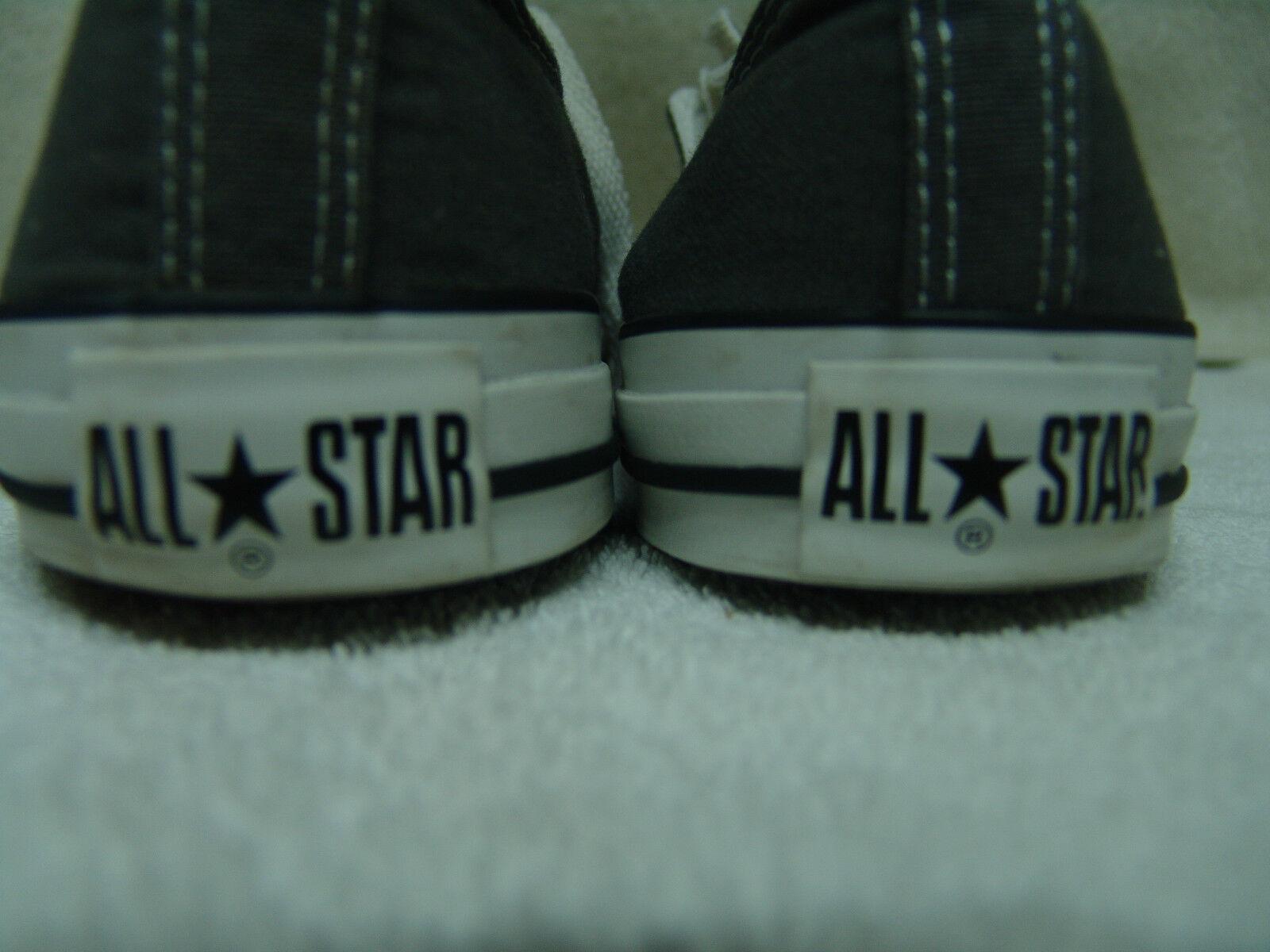 Converse all star Uomo 9 9 Uomo gray espadrilli indossato una volta grande condizione libera la nave 38ea22