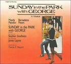 Sunday in the Park with George [Original Cast Recording] [Digipak] by Mandy Patinkin/Bernadette Peters (CD, May-2011, Masterworks Broadway)