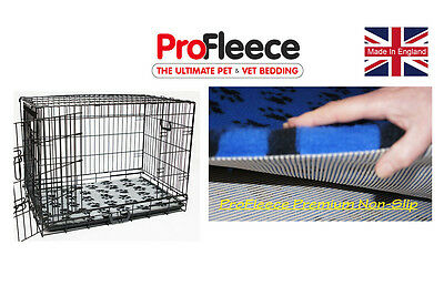 "ProFleece Premium 1200gsm Non-slip Pet Vet Bed (24"" to 48"" crates)"