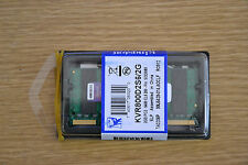 KINGSTON 2GB DDR2 800MHZ PC2 6400 PC SPEICHER RAM SODIMM 2GO