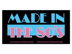 Made-in-the-80-039-s-Bumper-Sticker
