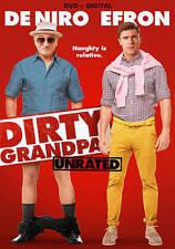 Dirty Grandpa (Unrated) [DVD + Digital],Very Good DVD, Danny Glover, Jason Mantz