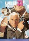 Naked Gun 33.3 The Final Insult 1994 DVD by Leslie Nielsen Priscilla Presl