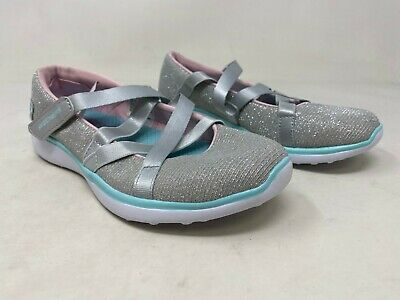 Skechers Girls' Microstrides Mary Janes