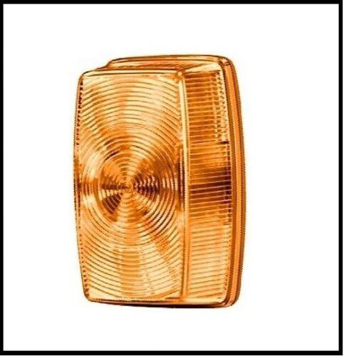IHC Deutz 9EL 110 918-001 Hella Lichtscheibe Blinker Blinkleuchte // Fendt Ive