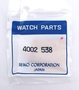 NOS-New-1-PC-Seiko-4002-538-Piece-Piece-4002538-de-Rechange-Vintage-Original