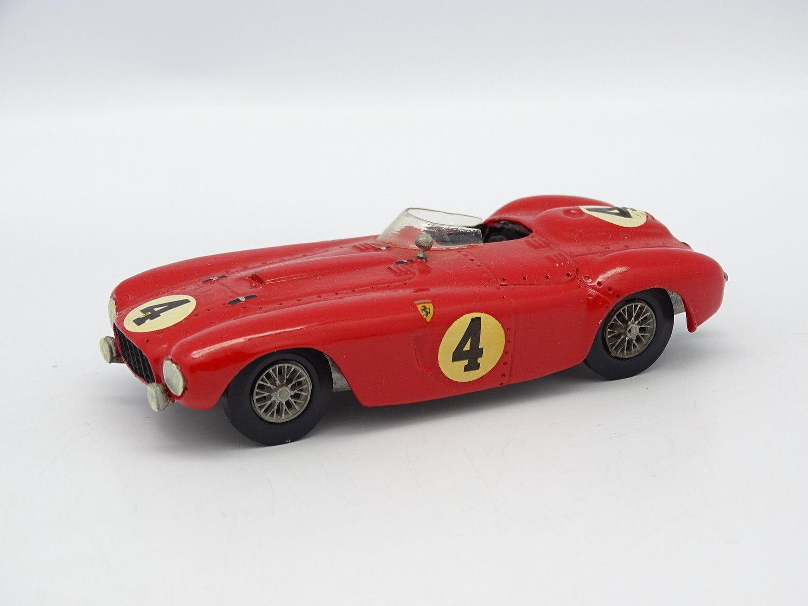 Todo en alta calidad y bajo precio. John Day Kit Montado Metal 1 43 - Ferrari Ferrari Ferrari 375 Plus Le Mans 1954  Felices compras