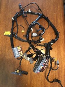 Details about Jeep Wrangler TJ Under Dash Fuse Box Wiring Harness 2002 on wrangler hardtop wiring, jeep tj radio wiring, jeep tj trailer wiring,
