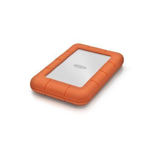 LaCie Rugged Mini 2TB USB 3.0 LAC9000298 USB 2.0 Portable Hard Drive