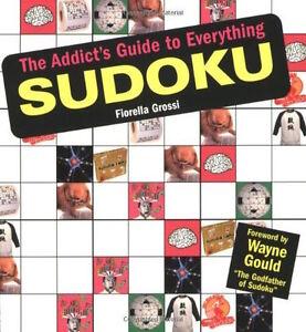 The-Addicts-Guide-pour-Tout-Sudoku-Tout-Neuf-Livraison-Gratuite-Ru