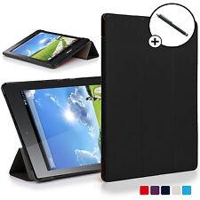Avanguardia casi ® Nero Pieghevole Smart Case Cover Acer Iconia One 7 b1-780 STILO